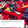 Logo for Recomendaciones SEO App for iPad